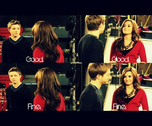 demi lovato and sterling knight image