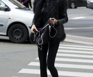 fashion, model, and Adriana Lima image