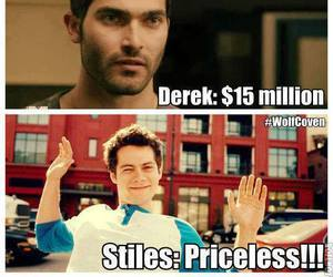 lol, lydia martin, and teen wolf image