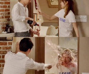 Korean Drama, jo in sung, and it's okay that's love image