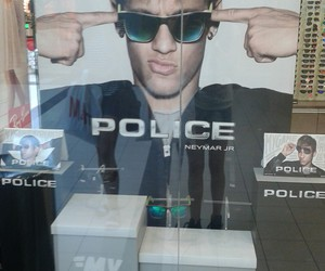police, neymar, and neymar jr. image