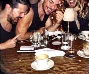 tomo milicevic, jared leto, and shannon leto image
