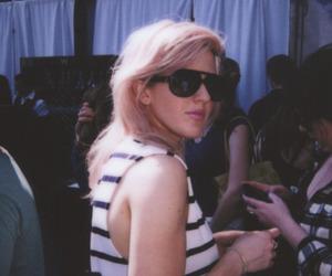 Ellie Goulding and girl image