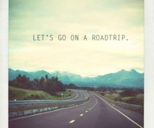 roadtrip, road, and travel image