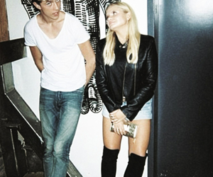 alli simpson and lucky blue smith image