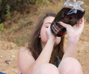 beach, bottle, and coke image