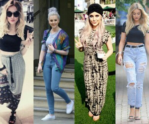 beauty, perrie edwards, and pezz image