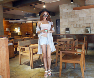 model, sooyeon, and dabagirl image