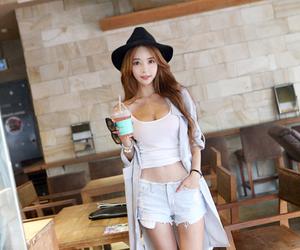 model, dabastyle, and sooyeon image