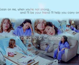 cristina and meredith image