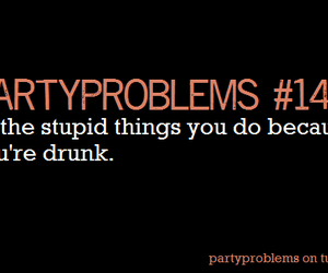 alcohol, drinking, and party problems image