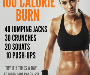 workout and motivation image