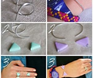 diy, bracelet, and ideas image