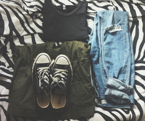 converse, indie, and brandy melville image