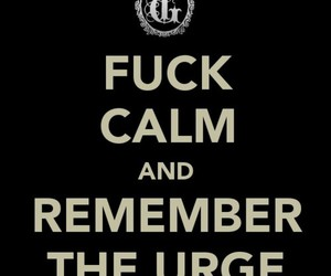 the gazette and remember the urge image