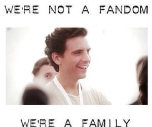 family, fandom, and mika image