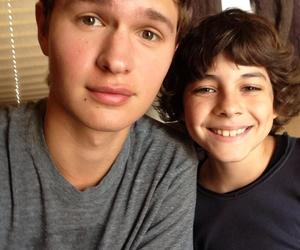insurgent and ansel elgort image