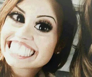 demi lovato, eyes, and sweet image