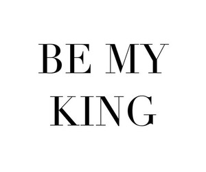 king, love, and quotes image