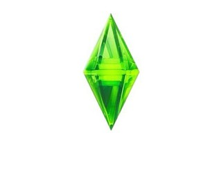 overlay, sims, and green image