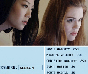teen wolf, lydia martin, and kira image