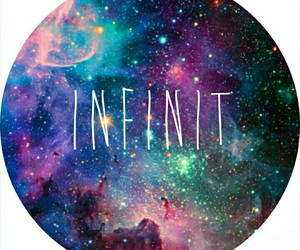 galaxy and infinit image