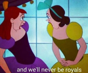 royals, disney, and lorde image