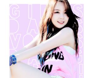 minah, girl's day, and kpop image