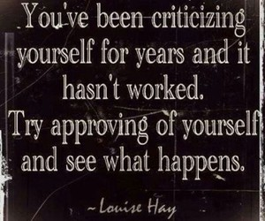 quotes, life, and louise hay image