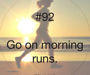 92, 100 things to do in life, and run image