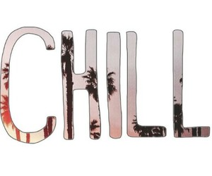 chill, summer, and overlay image