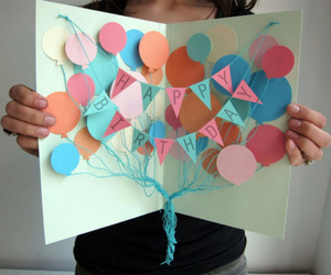 diy, birthday, and happy image