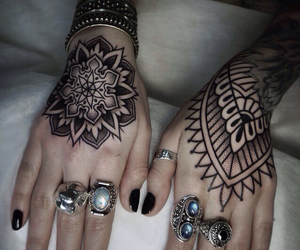 art, design, and inked image