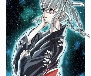 2, anime, and braids image