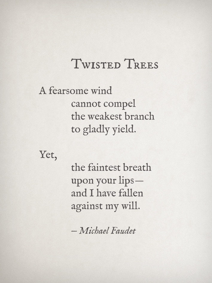 Twisted Trees by Michael Faudet - Magic and Mischief | via