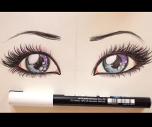 beautiful, colorful, and drawing image