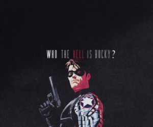 captain america, comics, and winter soldier image