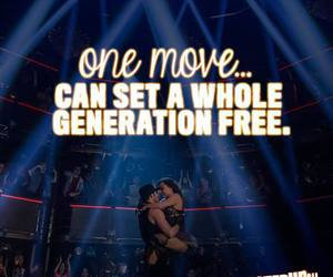 dance and step up image