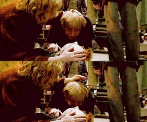 harry potter, Fred, and ron weasley image