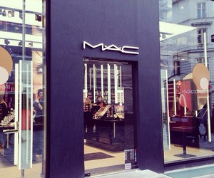 fashion, mac, and store image