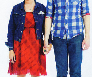 never, mayim bialik, and perfect couple image