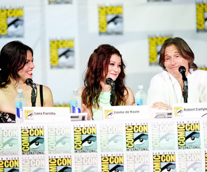 once upon a time, comic con 2014, and ouat cast image