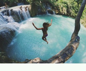 summer, water, and hermoso image