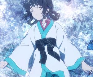 aime girl, nagi no asukara, and nagiasu image