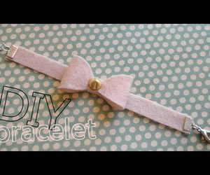 bow, couple, and diy image