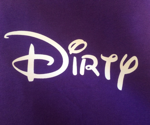 cool, dirty, and disney image