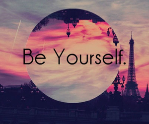 yourself, be, and be yourself image