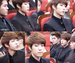 infinite, sungyeol, and choding image