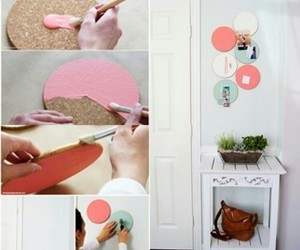 colors, diy, and home decor image