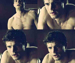 fifty shades of grey, christian grey, and Hot image